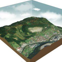 Proyecto de senderos y señalización de rutas turísticas senbide