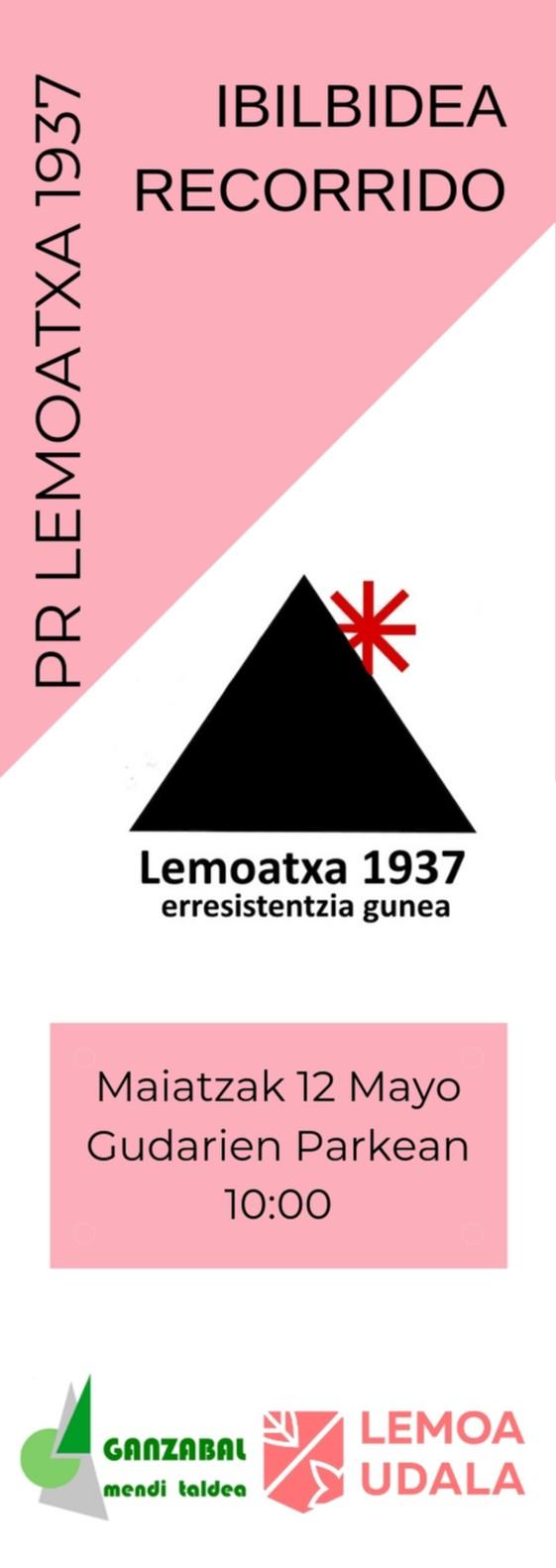 Senbide Presentacion del sendero PR-BI 56